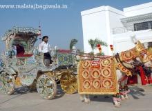NAVRANG MIRROR BAGI by Malataj Bagiwala Gujarat